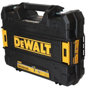 DEWALT – Akkuschlagbohrer DCD709 18 V + 2 Akku + Ladegerät + Box